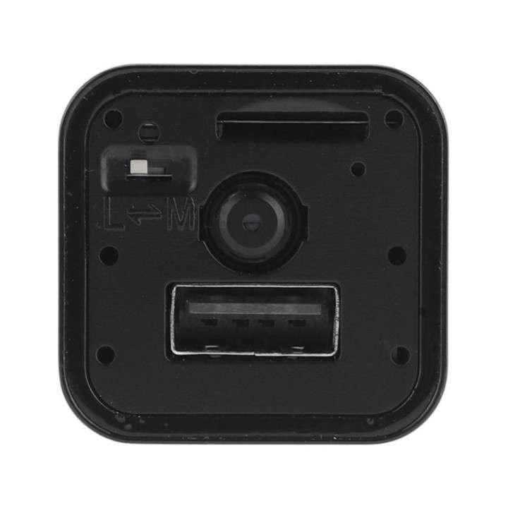 Mini cámara espía y cargador usb - 1