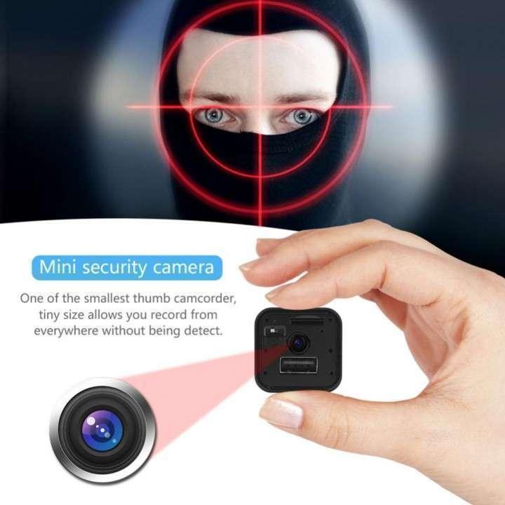 Mini cámara espía y cargador usb - 5