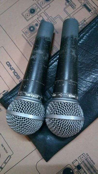 Microfono SM58 PG48 Behringer c2
