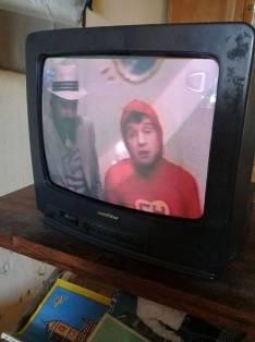 Tv 14 pulgadas goldstar
