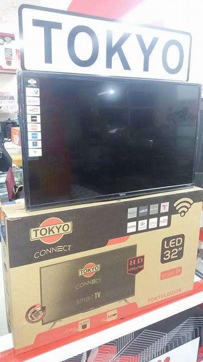 TV LED Smart de 32 pulgadas