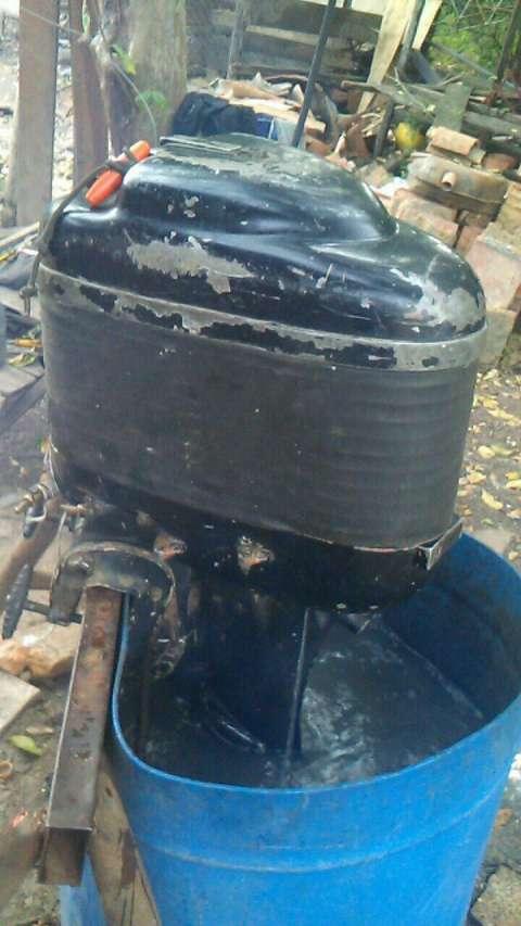 Motor fuera de borda. 45 HP. Mercury