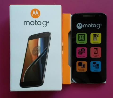 Motorola Moto G4 2016 libres y nuevos