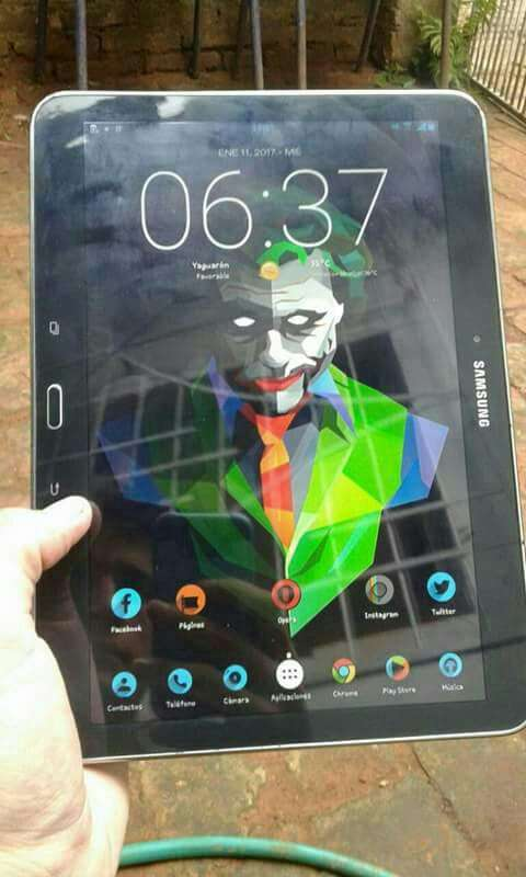 Samsung Tab 4 de 10 pulgadas