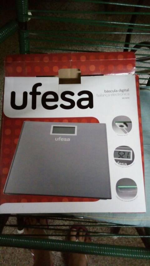 Báscula digital Ufesa