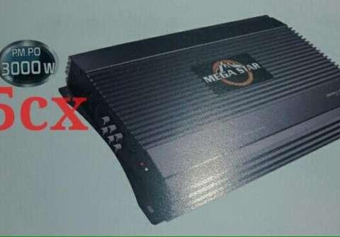 Amplificador de 3000 watts