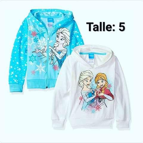 Sudaderas Frozen Fever Elsa y Anna