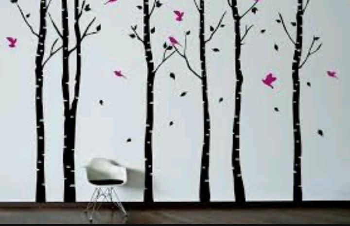 Dibujos para paredes cristhian mujica for Dibujos faciles para paredes