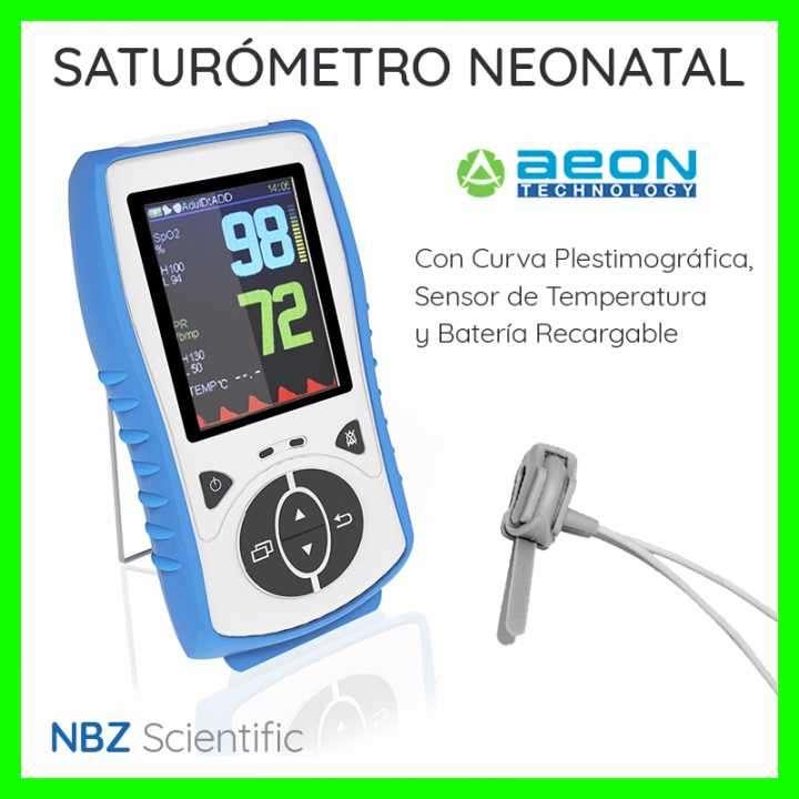 Saturómetro neonatal - 0
