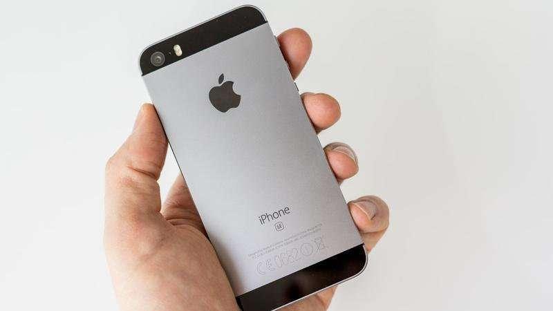 Iphone SE - 0