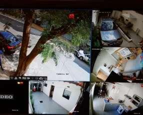 Kit de cámaras de CCTV con alarma promo 2x1