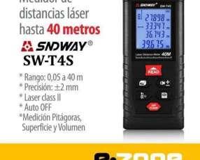Metro Láser 40 80 y 150 metros SNDWAY