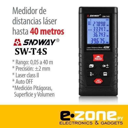 Metro Láser 40 80 y 150 metros SNDWAY - 0