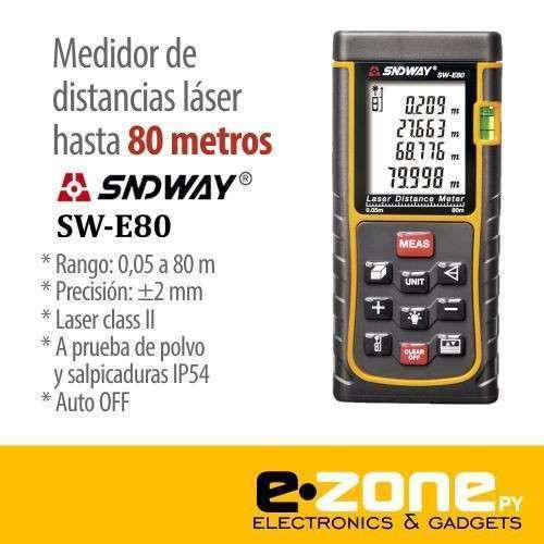 Metro Láser 40 80 y 150 metros SNDWAY - 1