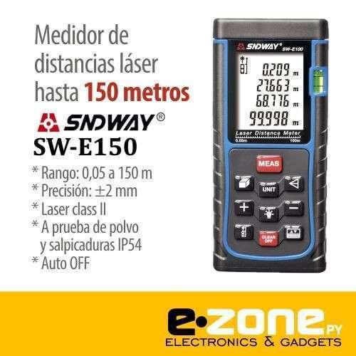 Metro Láser 40 80 y 150 metros SNDWAY - 2
