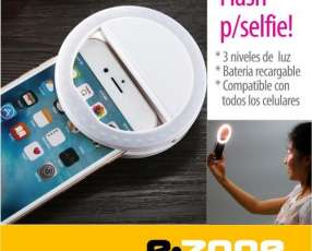 Flash led para smarthpones