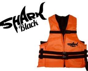 Chaleco salvavidas Shark Black