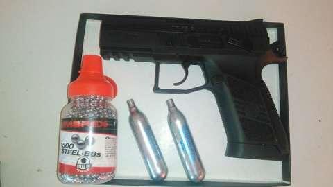 Pistola Airgun CZ P-07 Mod 560 fps - alegonzalezz - ID 399186