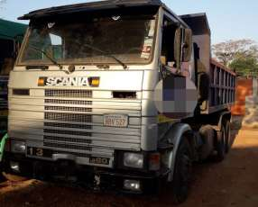 Scania 113 360 1993 volquete doble eje