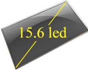 Pantalla para notebook 15,6 hp acer toshiba dell lenovo