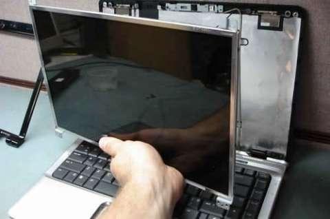 Pantalla para notebook 15,6 hp acer toshiba dell lenovo - 3