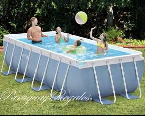 Piscinas INTEX Prisma Rectangular