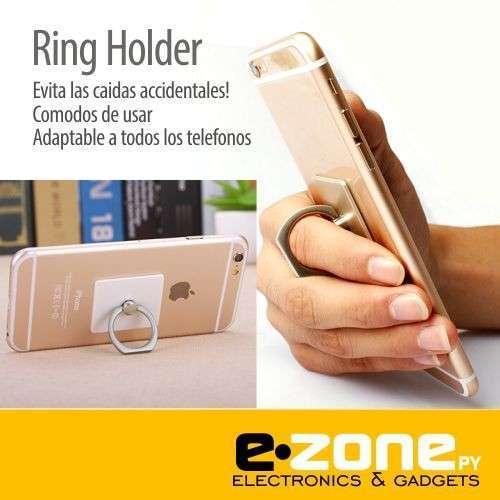 Finger grip sujetador universal para smartphones - 1