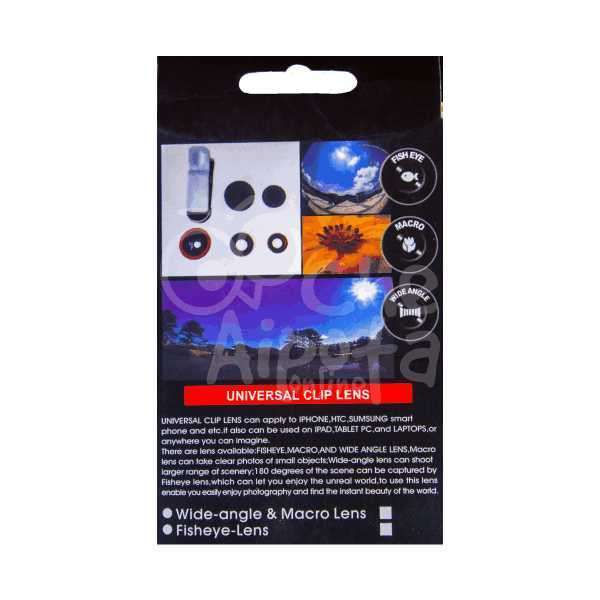 Universal Clip Lens LQ-001 - 2