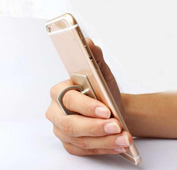 Finger grip sujetador universal para smartphones - 4