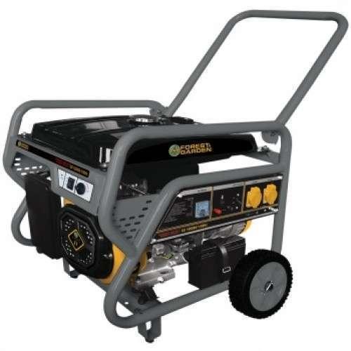 Generador de Corriente Forest & Garden GG-10500E - 0
