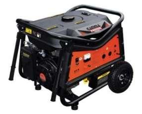 Generador de corriente Gamma GE3467 7000W 220V naftero