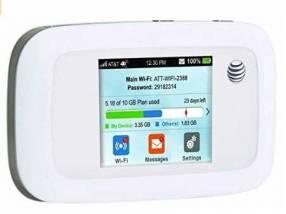 ZTE MF923 Velocity 4G LTE White