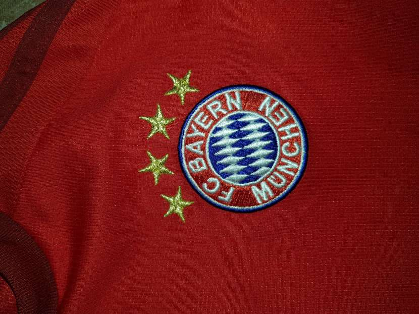 Camiseta Original Bayern München - 3