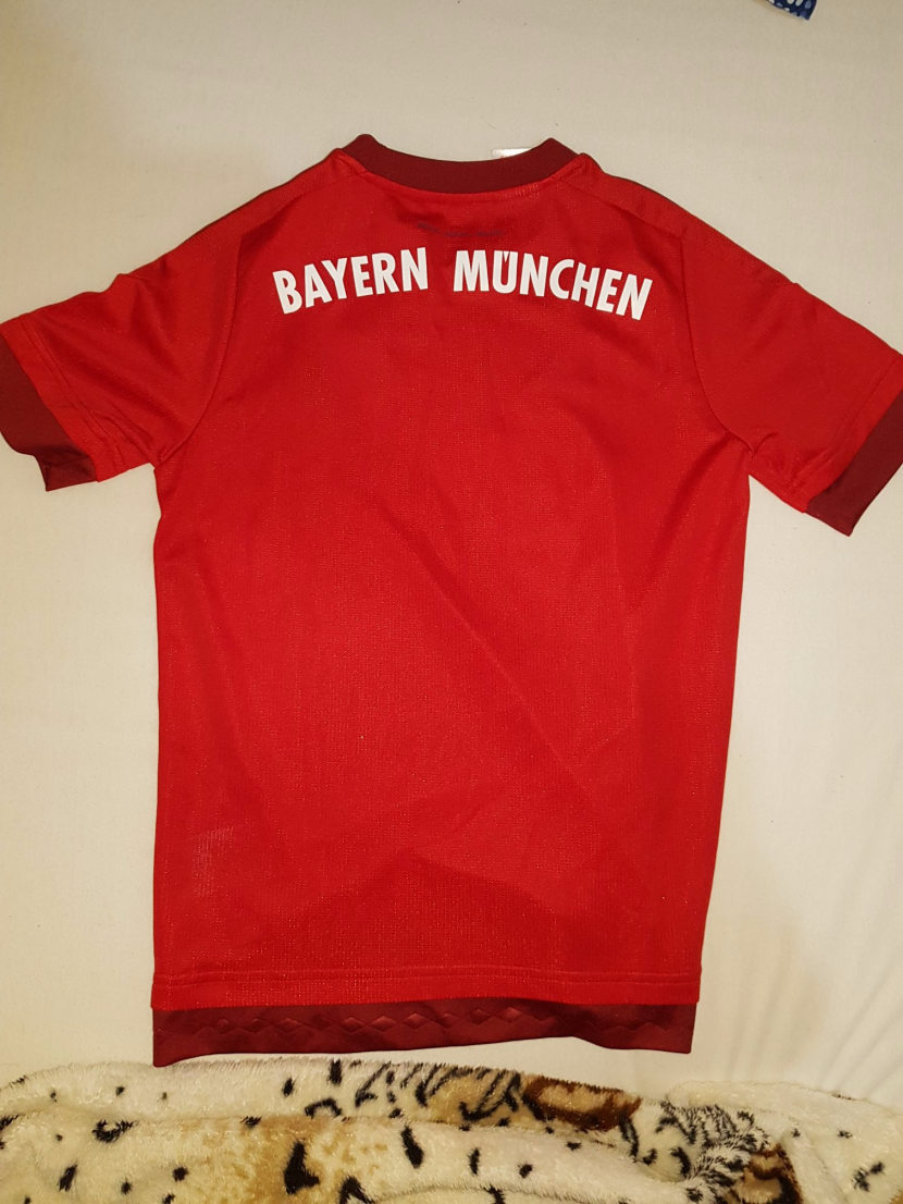 Camiseta Original Bayern München - 1