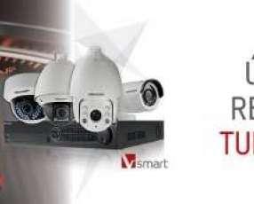 CCTV 2 cámaras