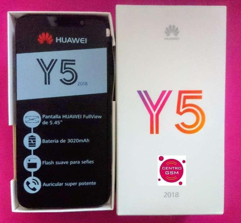 Huawei Y5 2018 de 16gb nuevos en caja - 0