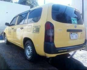 Servicio de taxi con carga