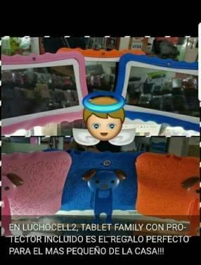 Tablet family