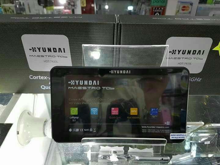 Tablet hyundai a chip nuevo más una funda de regalo - 3