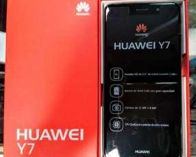 Huawei Y7 LIBRES y NUEVOS
