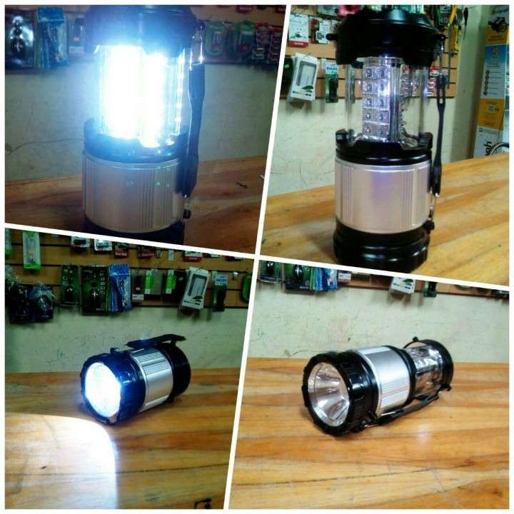 Linterna de camping y lámpara LED Havit - 2