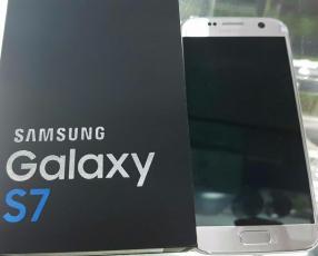 Samsung Galaxy S7 protectores y monopod de regalo