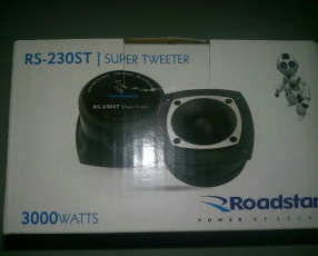 Super tweeter