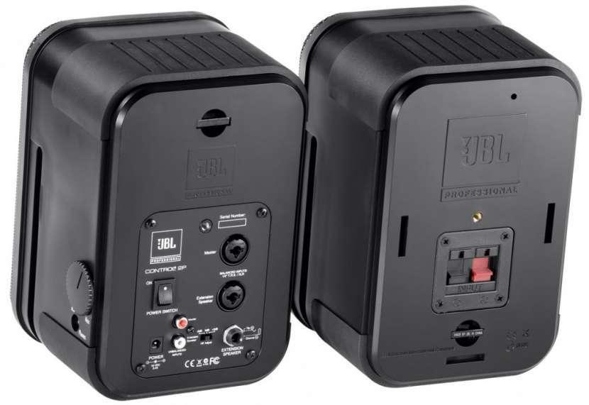 Parlante ambiental JBL Control 2P Set - 0