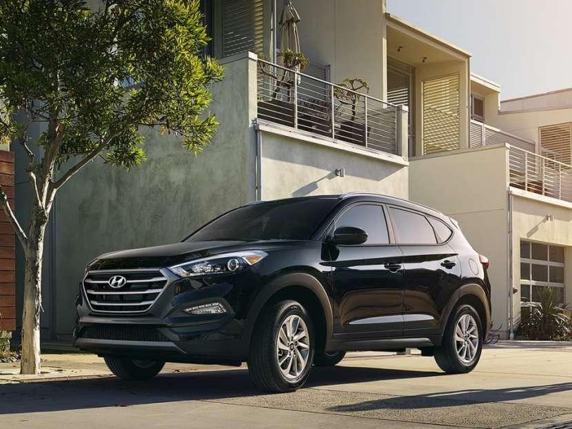 Hyundai Tucson Automatica Diesel 2017 2018 0KM Financio - 1