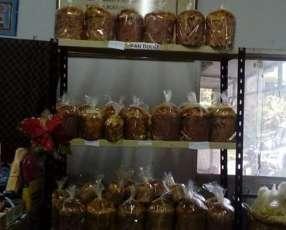 Pan dulce Panadería el Pan Nuestro
