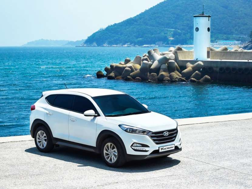 Hyundai Tucson Automatica Diesel 2017 2018 0KM Financio - 0