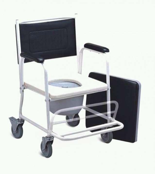 Silla de ruedas sanitaria - 0