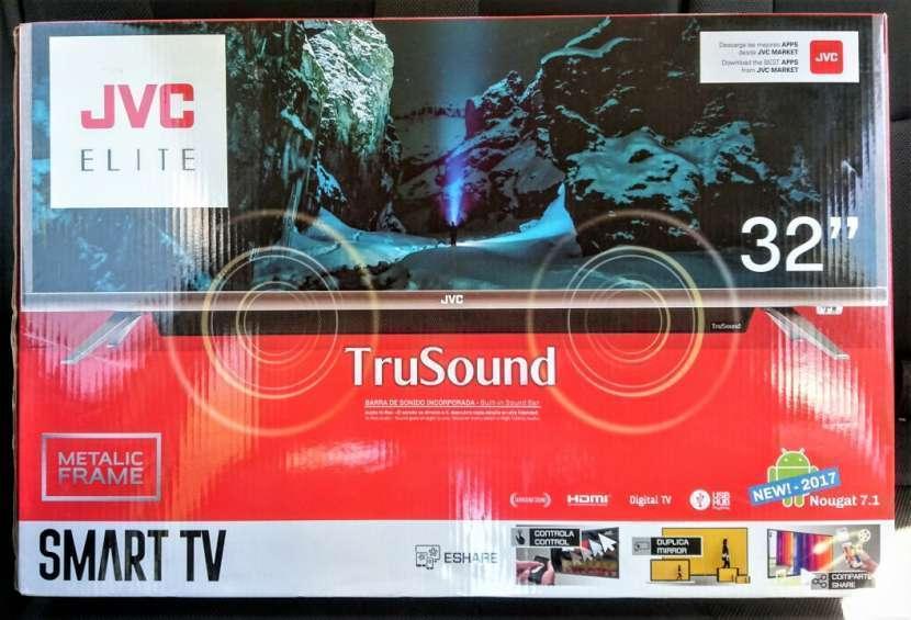 Smart TV JVC Elite 32 pulgadas nuevas - 0