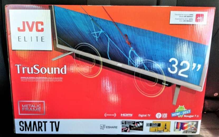Smart TV JVC Elite 32 pulgadas nuevas - 1